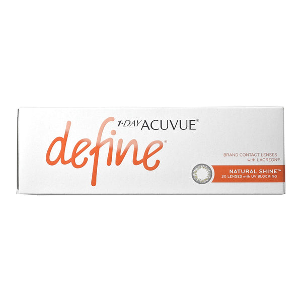1-Day Acuvue Define 30 Lenses Thumbnail