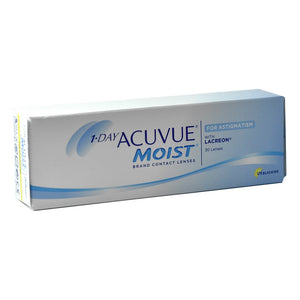 1-Day Acuvue Moist Astigmatism 30 Lenses Large