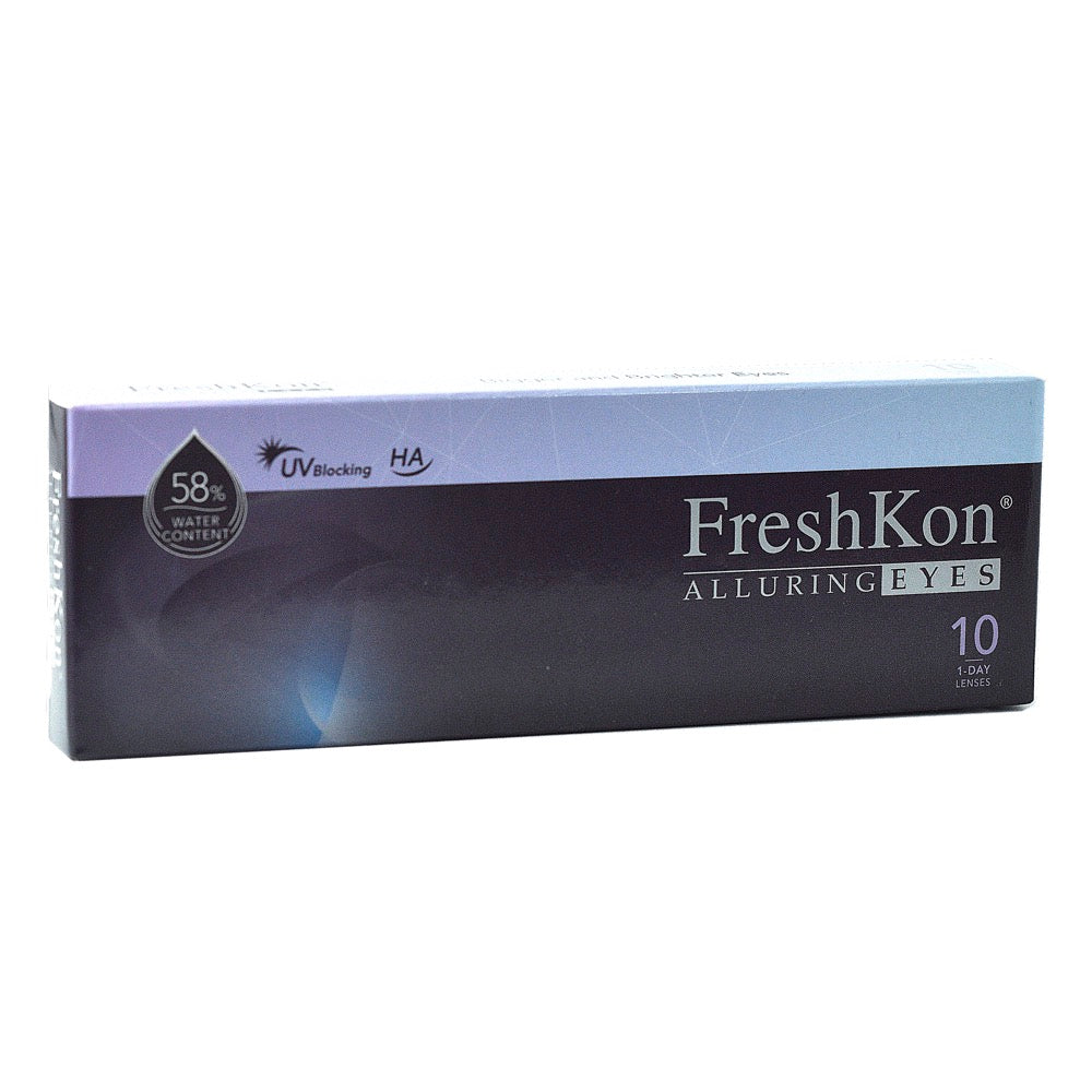 Freshkon Alluring Eyes 1-Day 10 Lenses Large