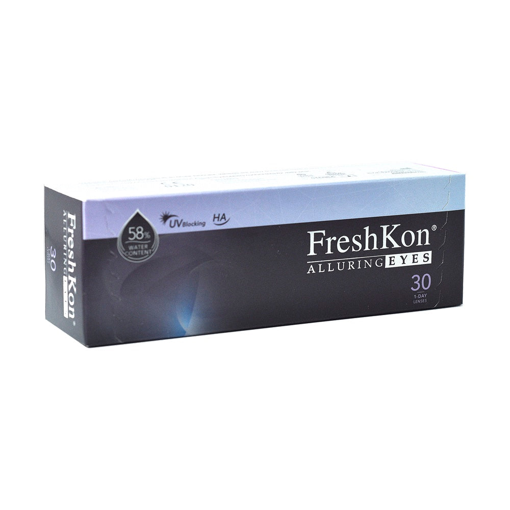 Freshkon Alluring Eyes 1-Day 30 Lenses Large