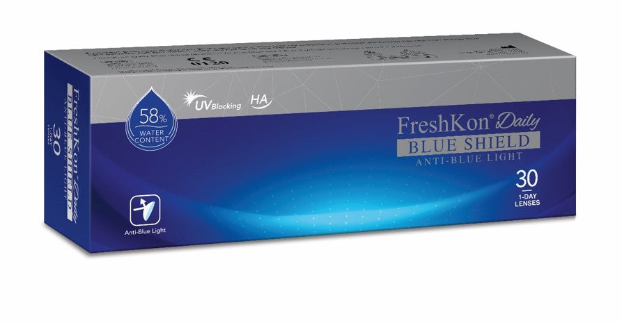 Freshkon Daily Blue Shield 30 Lenses
