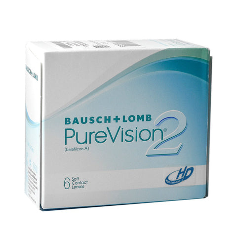 PureVision 2 HD Monthly 6 Lenses