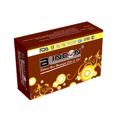 Blincon CC Natural Monthly 2 Lenses