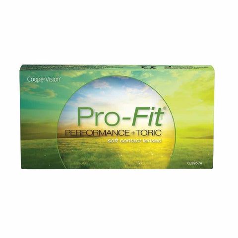 Pro-Fit Toric Monthly 6 Lenses