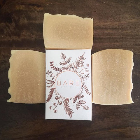 Sandalwood & Vetiver Conditioning Soap