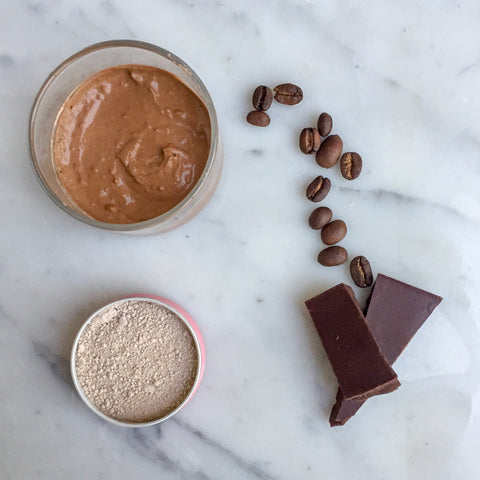 Roasted Coffee & Decadent Cocoa Face Mask