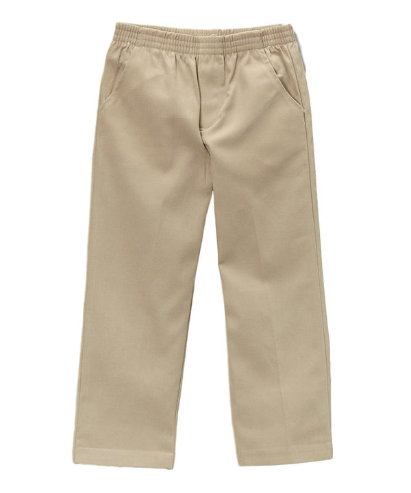 unik Boy's Uniform All Elastic Waist Pull-on Pants