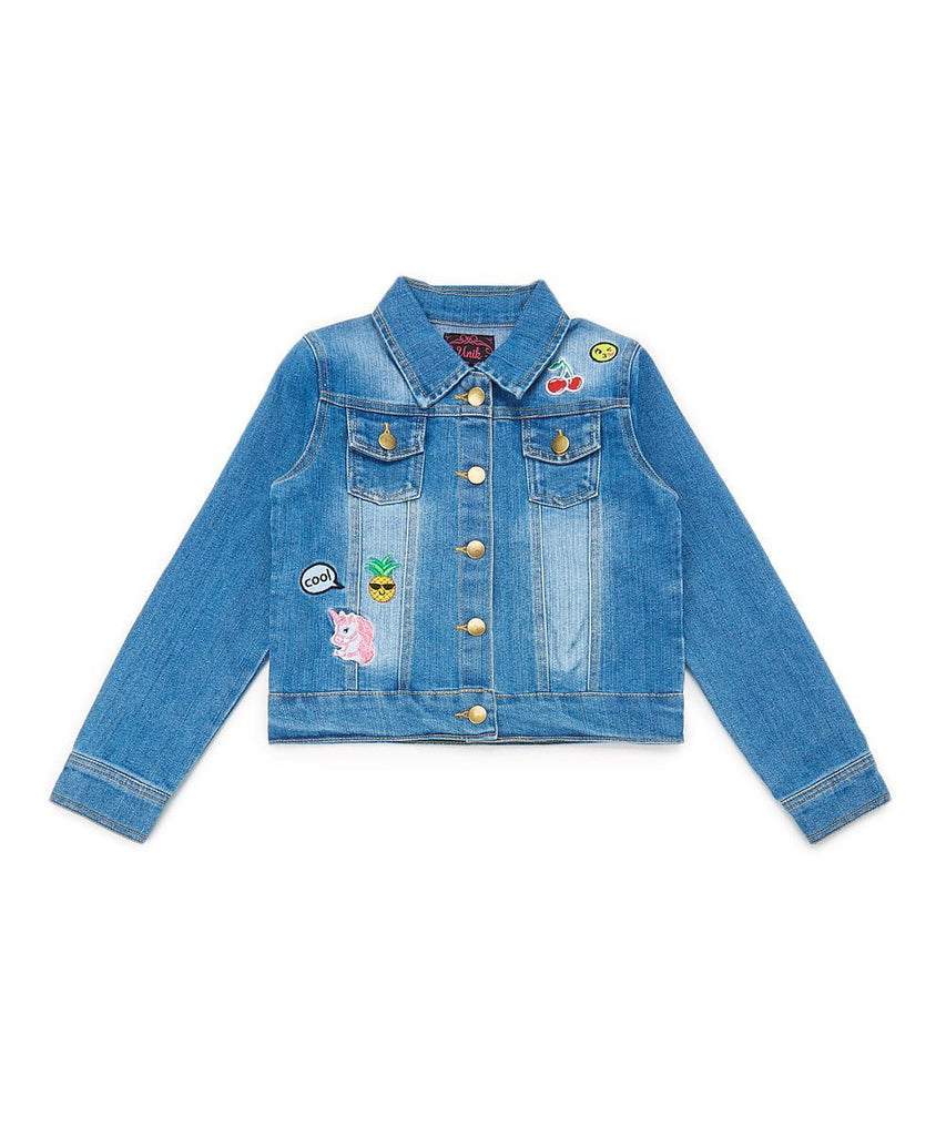 Girl Denim Jacket
