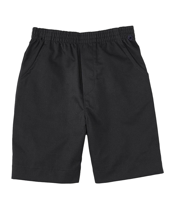 Boys All Elastic Waist Pull-up Shorts