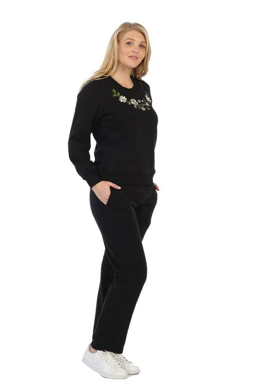Lightweight Fleece Pullover Sweater with Matching Pants