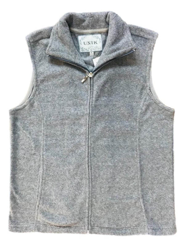 Woman Fleece Vest