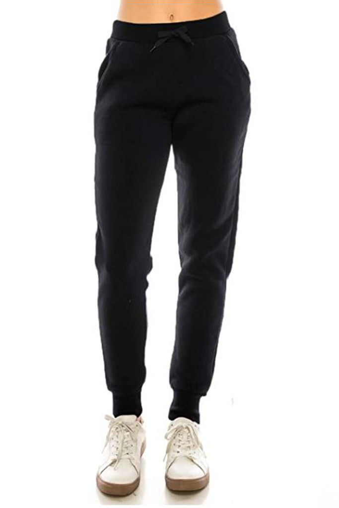 Women's Joggers Sweat Pants With Drawstring Waist