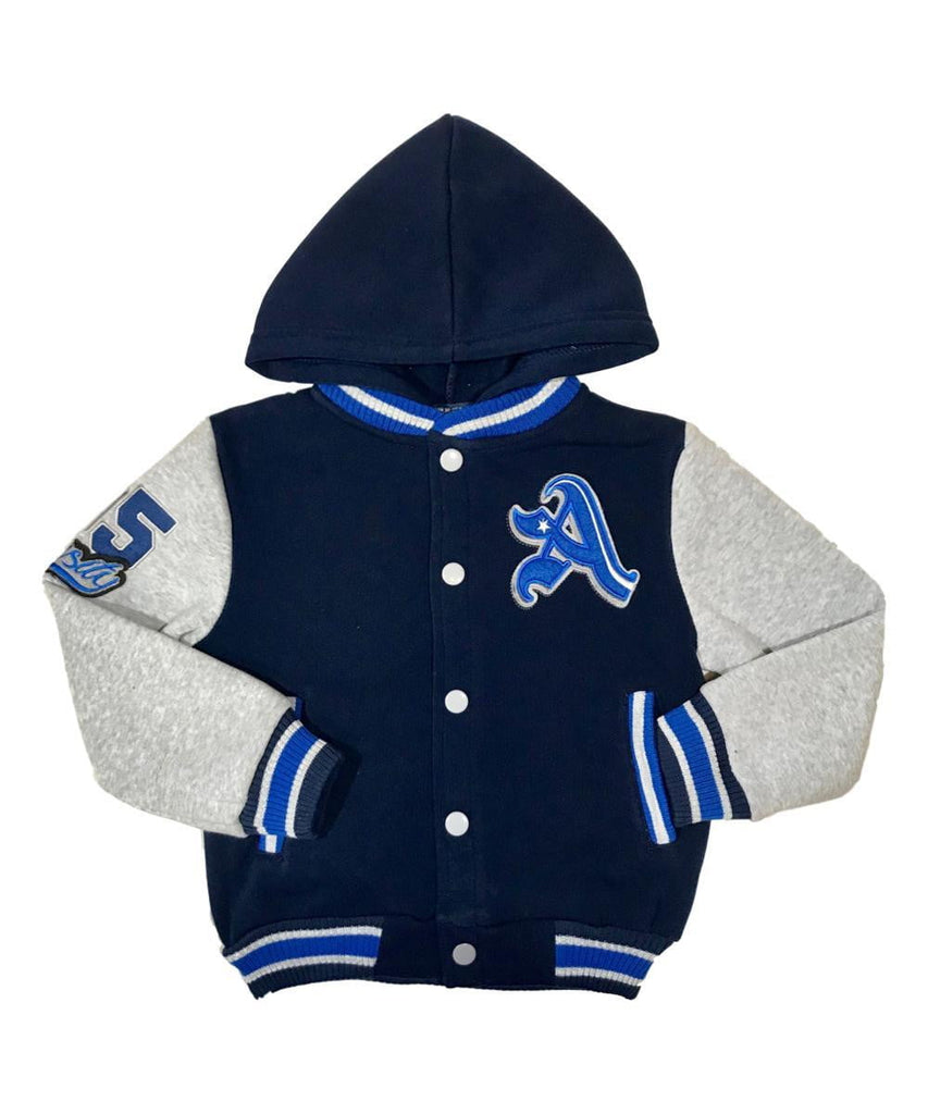 unikinc - Boy Varsity Jacket - Unik Inc