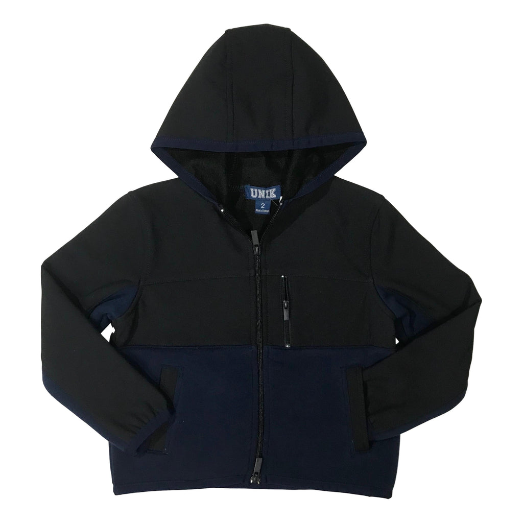 unikinc - Boy Fleece Midway jacket - Unik Inc