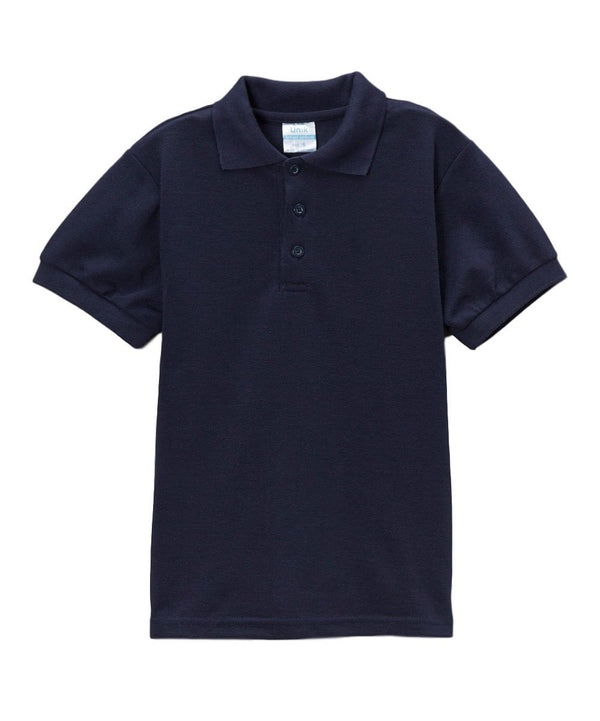 Boys Uniform Polo Shirt Navy