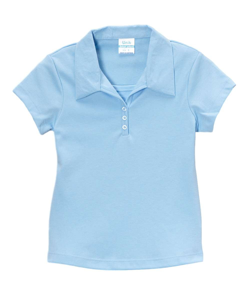 unikinc - Girl's Uniform Triple Button - Unikinc