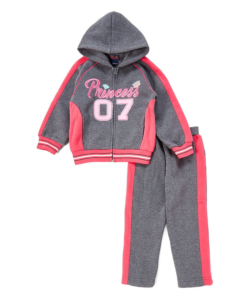 unikinc - Girl Princess Tracksuit - Unik Inc