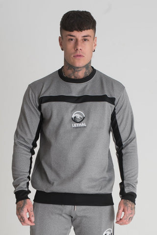 LC Insert Panel Sweatshirt
