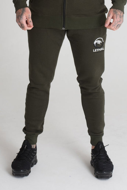 green tracksuit mens