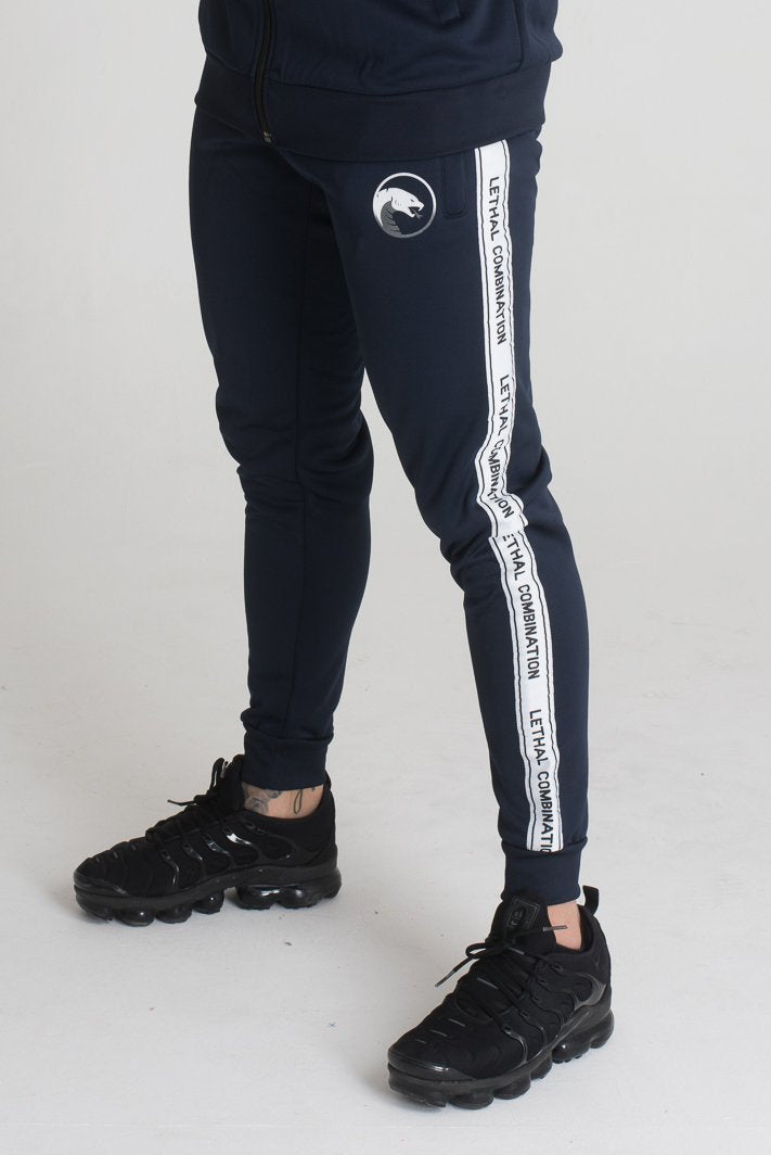 mens poly tracksuit
