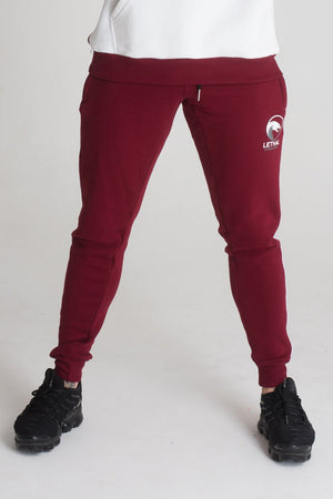 tapered tracksuit bottoms