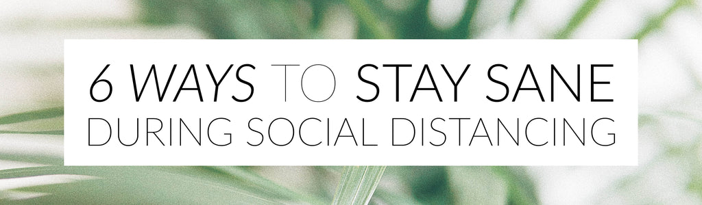 Top 6 ways to stay same during social distancing twyla dill jewelry