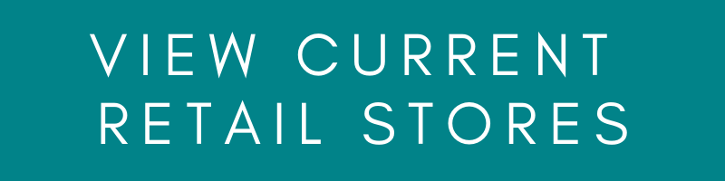 """Turquoise button that says """"View Current Retail Stores"""""""