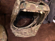 Crye Precision CPC w/plate bags in multicam .