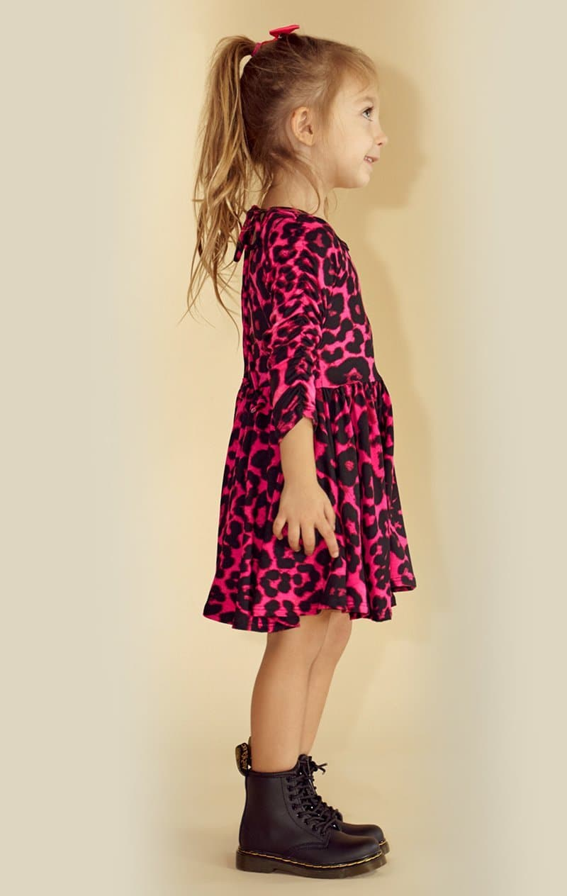 HOT PINK CHEETAH