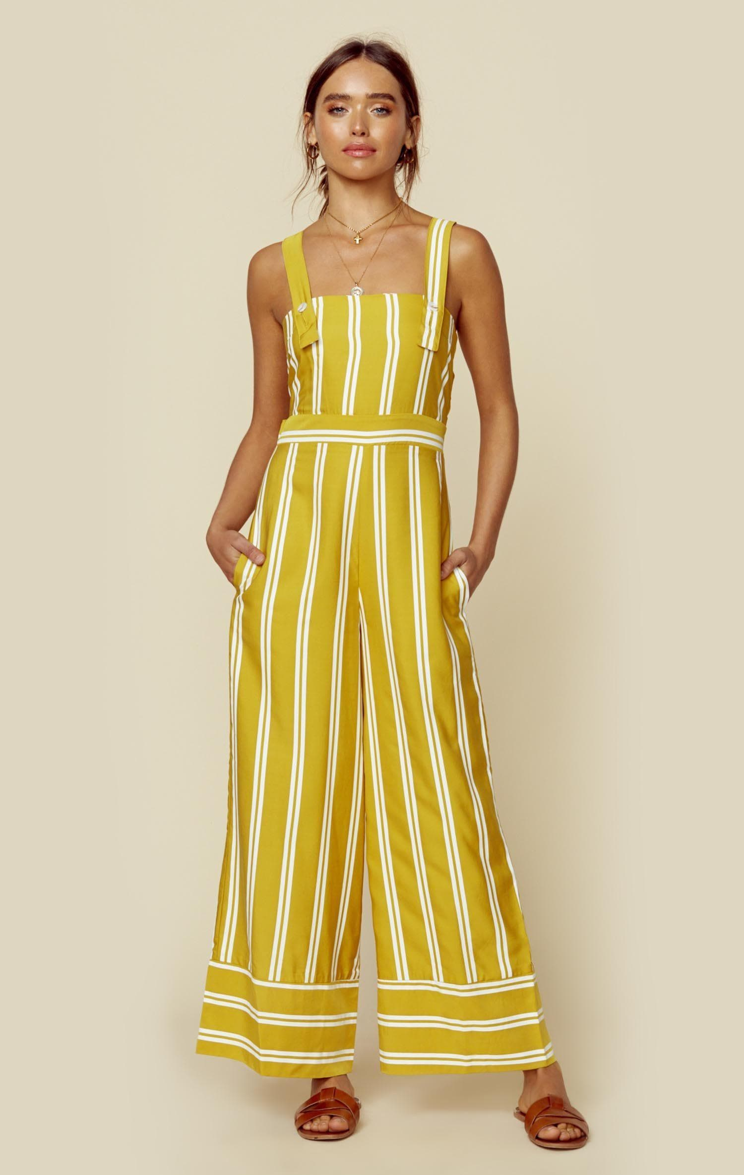 SANCIA DOMINIQUE JUMPSUIT - ZIPPORA