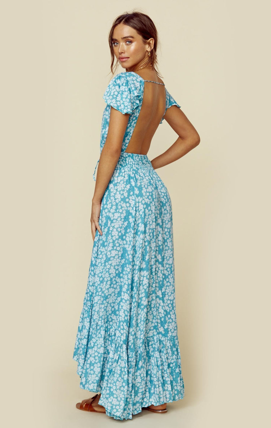4016f1f641 NEW MOON MAXI. SCATTERED DAISY TOSCA; SCATTERED DAISY TOSCA; SCATTERED DAISY  TOSCA ...
