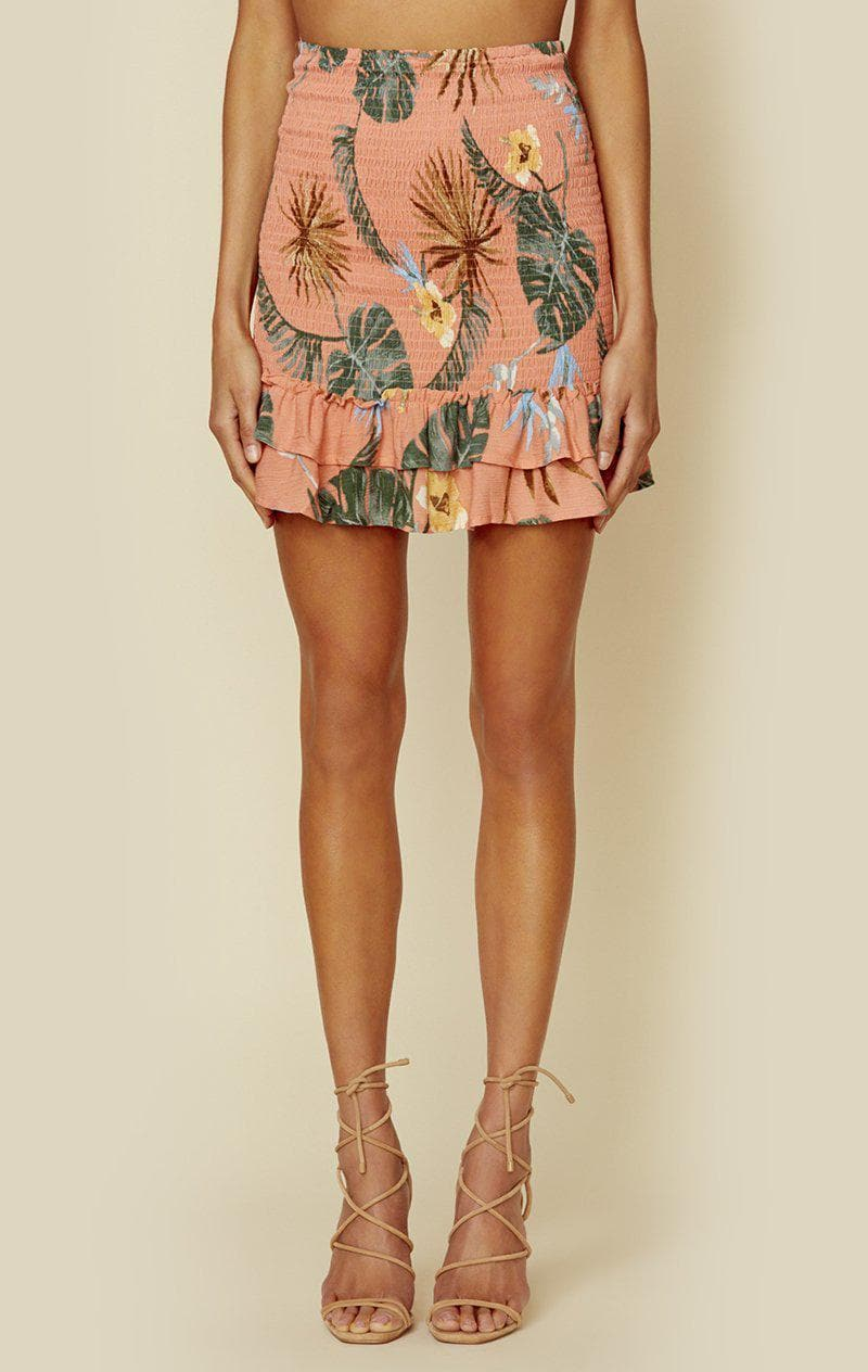 SAGE THE LABEL IN BLOOM MINI - BAKED CORAL