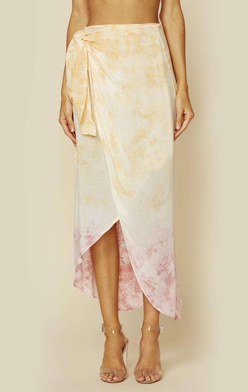 YOUNG FABULOUS & BROKE INDIA SKIRT - MANGO