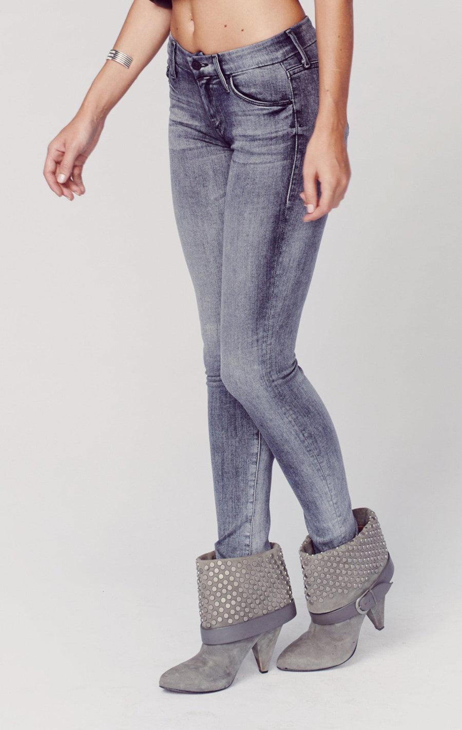THE LOOKER GRM-WOMENSBOTTOMSDENIM-MOTHER-GRM-24-Planet Blue