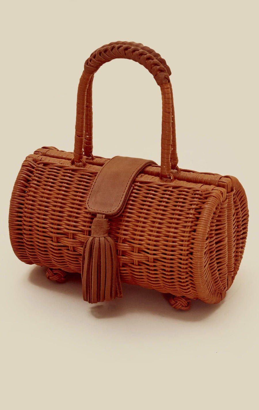 DARK NATURAL WICKER