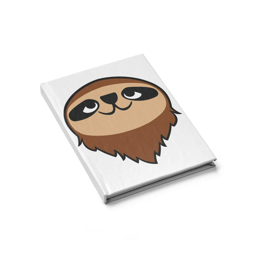 Mo the Sloth Journal - Head
