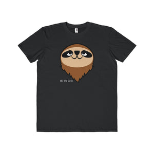 Mo the Sloth Men's Lightweight Fashion Tee - Head