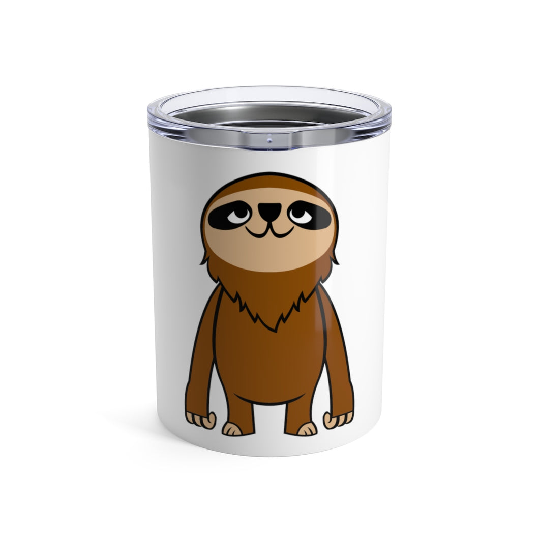 Mo the Sloth Tumbler 10oz - Body