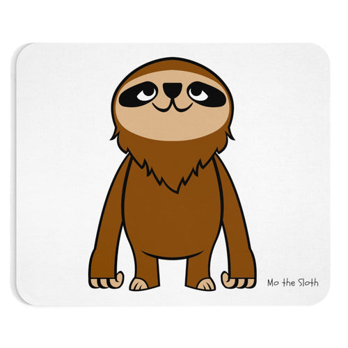 Mo the Sloth Mousepad - Body