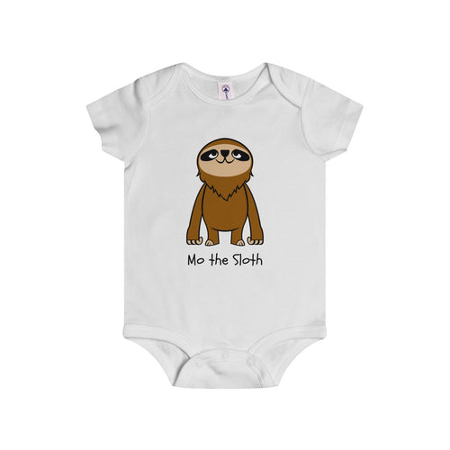 Mo the Sloth Rip Snap Tee - Body