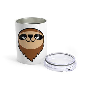 Mo the Sloth Tumbler 10oz - Head