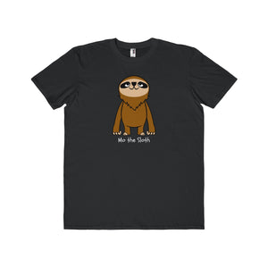 Mo the Sloth Men's Lightweight Fashion Tee - Body