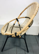 Load image into Gallery viewer, Bamboo Scoop Chair