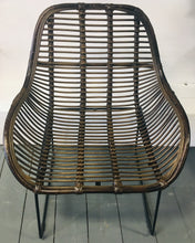 Load image into Gallery viewer, Handcrafted Bamboo Chair