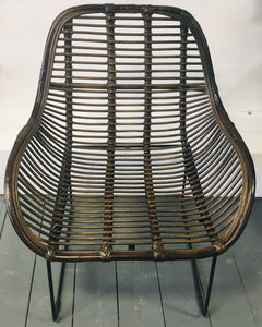Handcrafted Bamboo Chair