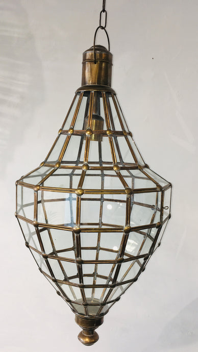 Hand Crafted Kendi Ceiling Lantern