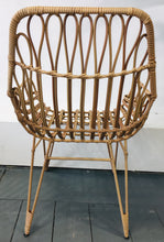 Load image into Gallery viewer, Garden Rattan Chair