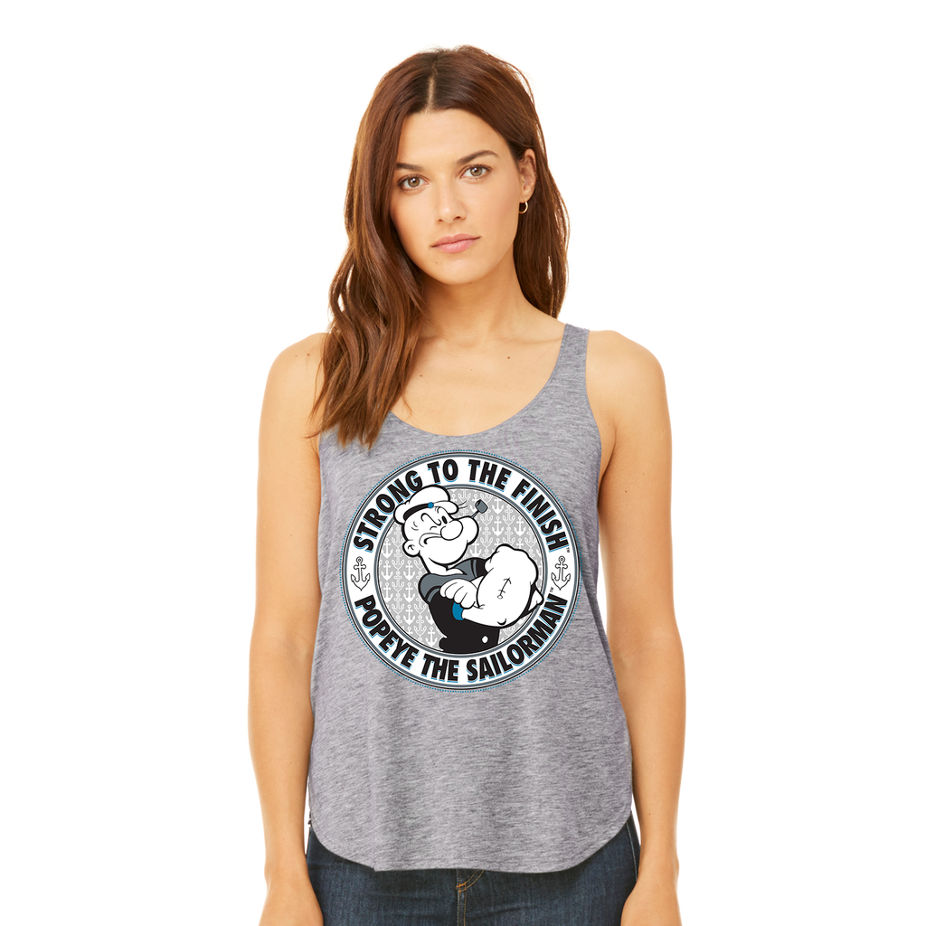 'Strong to the Finish' Tank