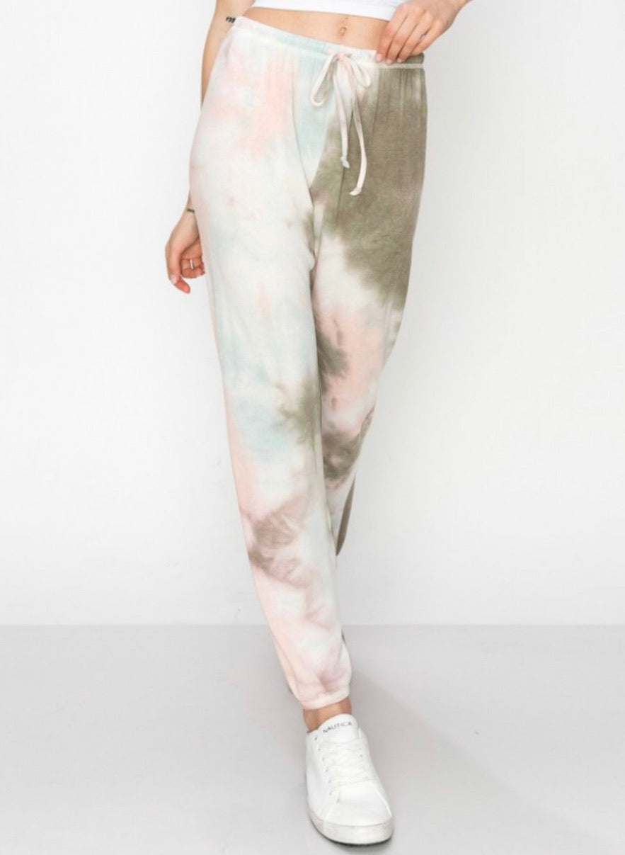 Watercolor Lounge Pants