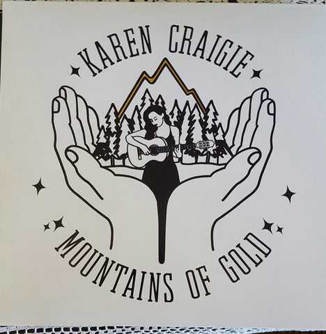 Karen Craigie - Mountains of Gold LP